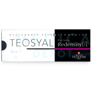 Order TEOSYAL® PURESENSE REDENSITY I 2x1ml Online
